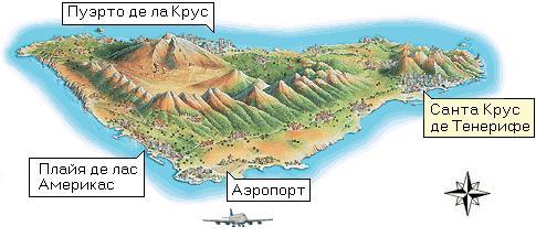 Курорты на Тенерифе