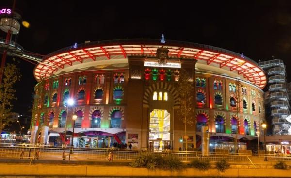 Торговый центр Арена в Барселоне