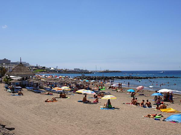 Пляжи на Коста-Адехе