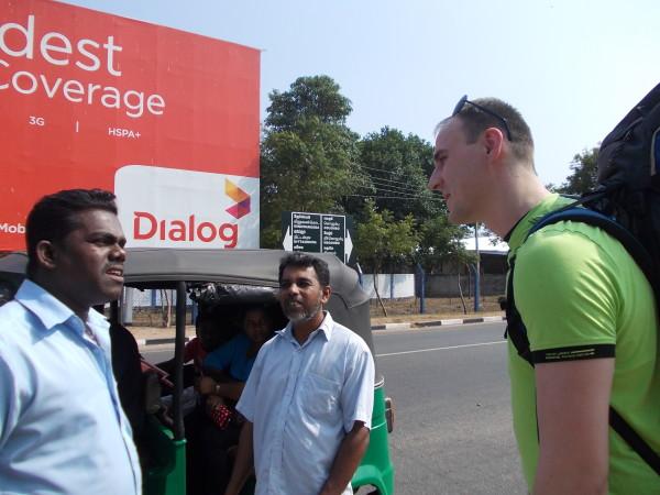 Как мы торговались на Шри-Ланке