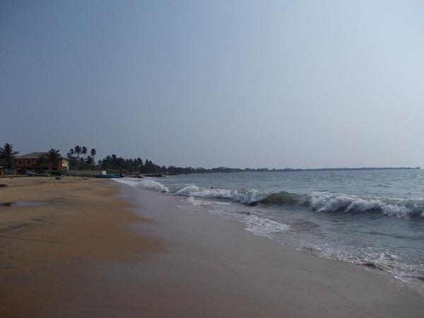 Пляж Негомбо (другой ракурс)