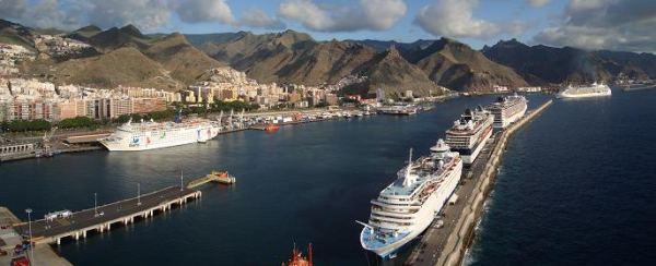 Порт Санта Крус Де Тенерифе