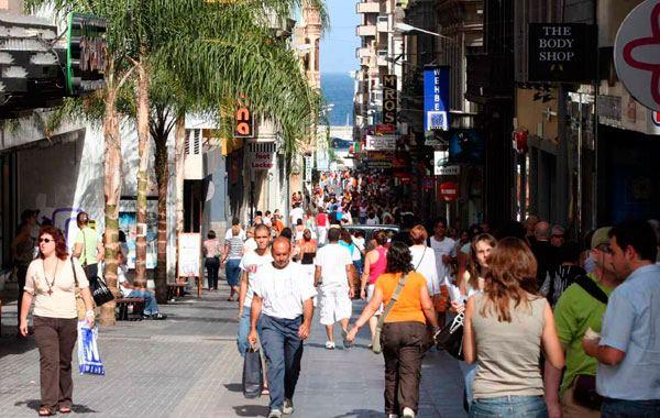 Улица Кастилло в Санта Крус де Тенерифе